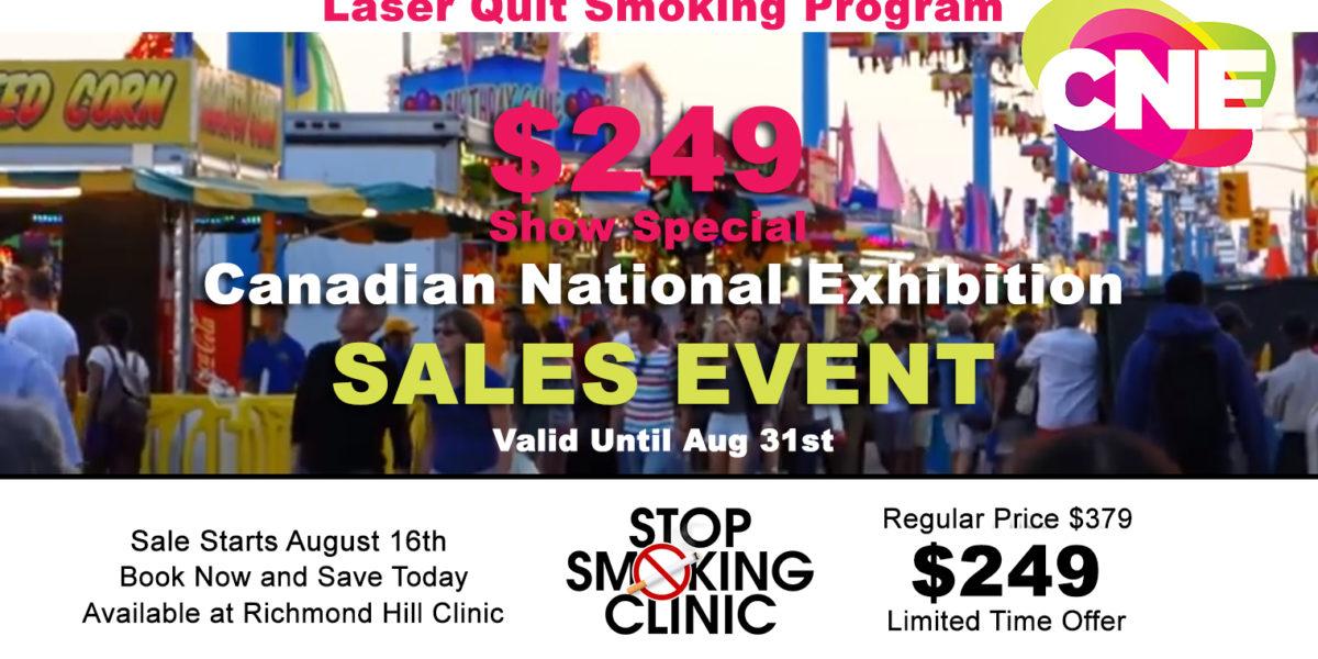 Stop Smoking Toronto and GTA