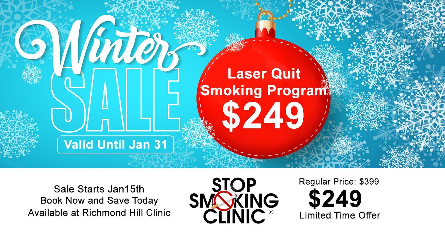 laser stop smoking