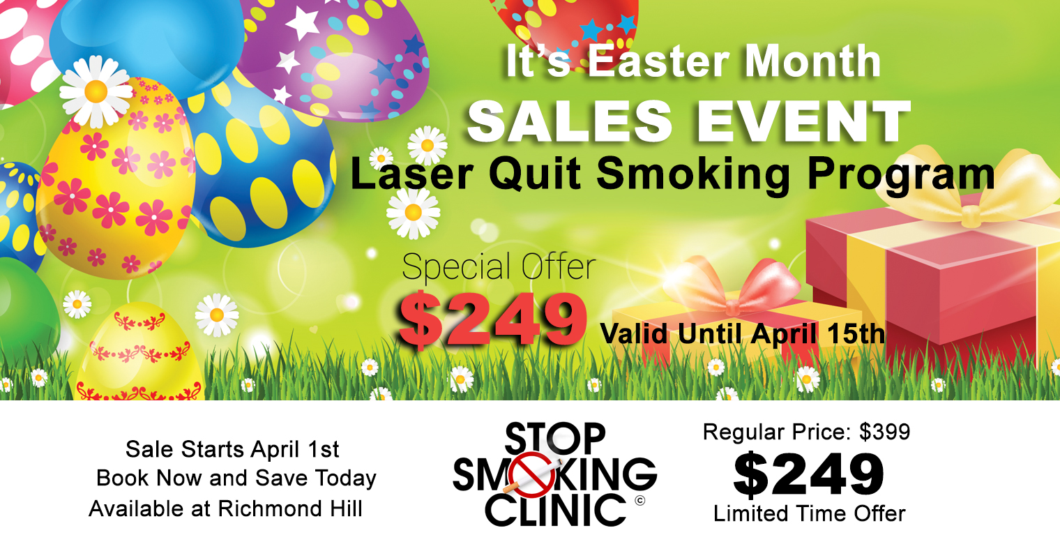 laser stop smoking clinic